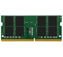 Kingston ValueRAM 16GB DDR4 3200 CL22 SO-DIMM CL 22 - KVR32S22S8/16