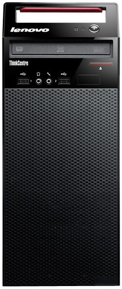 Lenovo ThinkCentre EDGE 73 TWR, černá