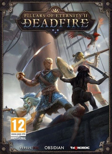 Pillars of Eternity 2: Deadfire (PC)