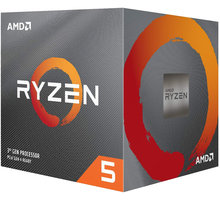 AMD Ryzen 5 3600X - 100-100000022BOX