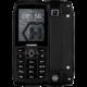 myPhone HAMMER 3 Plus, černá  + Hodinky Forever DW-100 (v ceně 299Kč)