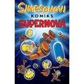 Komiks Simpsonovi: Komiksová supernova!