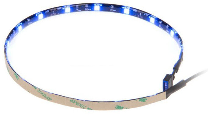 Akasa Vegas M - AK-LD05-50BL, LED pásek, 50 cm, modrá