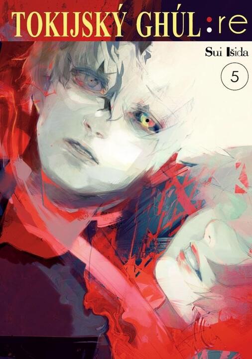 Komiks Tokijský ghúl: re, 5.díl, manga