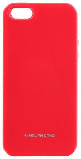 Molan Cano Jelly TPU Pouzdro pro Xiaomi Redmi 5, růžová
