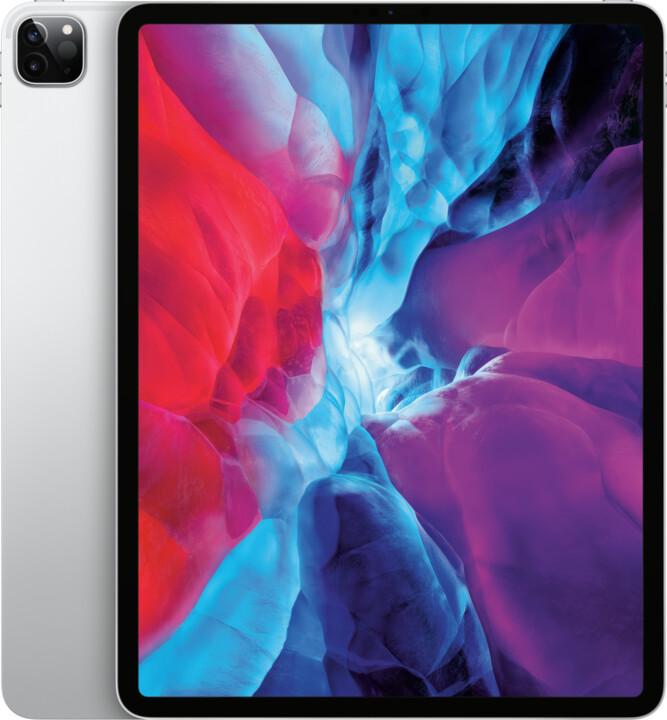 """Apple iPad Pro Wi-Fi, 12.9"""" 2020, 512GB, Silver"""