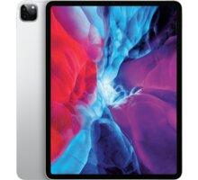 """Apple iPad Pro Wi-Fi, 12.9"""" 2020 (4. gen.), 128GB, Silver Apple TV+ na rok zdarma + O2 TV Sport Pack na 3 měsíce (max. 1x na objednávku) + Elektronické předplatné Blesku, Computeru, Reflexu a Sportu na půl roku v hodnotě 4306 Kč"""