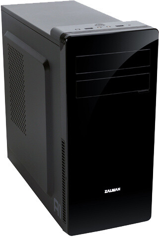 Zalman A1, černá