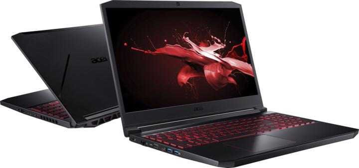 Acer Nitro 7 (AN715-51-78GA), černá