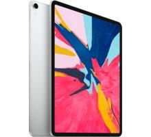 "Apple iPad Pro Wi-Fi + Cellular, 12.9"" 2018, 64GB, stříbrná - MTHP2FD/A"