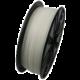 Gembird tisková struna (filament), PLA, 1,75mm, 0,6kg, bílá