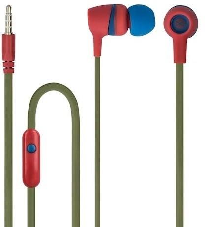 Forever JSE-200 přenosná stereo sluchátka (TFO-N) 3,5mm Jack s mikrofónem, casual