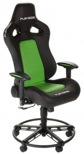 Playseat Office Seat - L33T, zelená