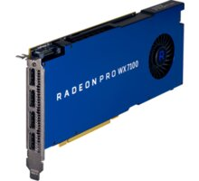 HP Radeon Pro WX 7100, 8GB GDDR5