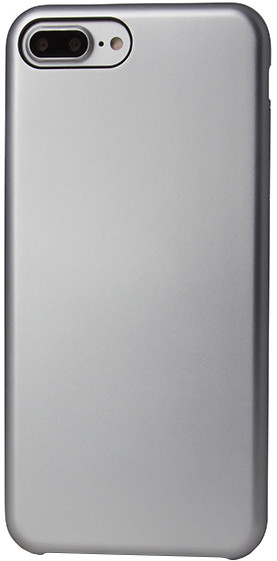 EPICO ULTIMATE plastový kryt pro iPhone7 Plus/8 Plus magnet - stříbrný