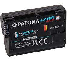 Patona baterie pro foto Nikon EN-EL15B 2040mAh Li-Ion Platinum - PT1302