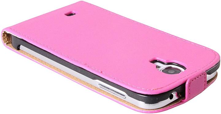 Patona pouzdro pro Samsung Galaxy S4 (I9505), růžová hladká