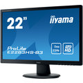 "iiyama ProLite E2283HS-B3 - LED monitor 22"""
