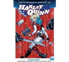 Komiks Harley Quinn 3: Červené maso
