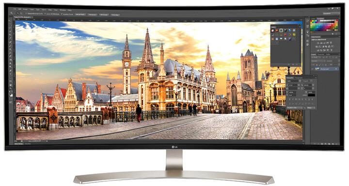"""LG 38UC99-W - LED monitor 38"""""""