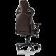 Noblechairs EPIC Real Leather, hnědá/černá