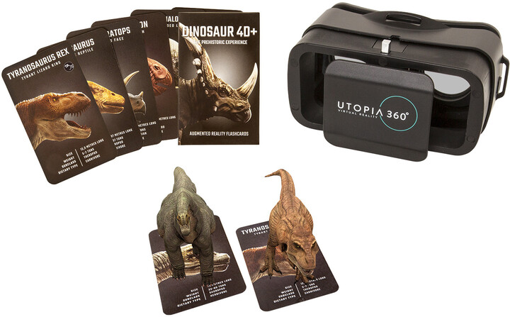 Retrak 4D Augmented Reality - Dino Bundle