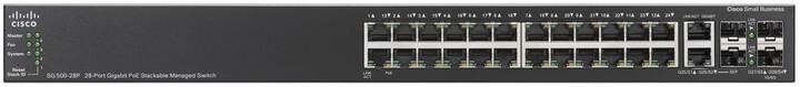 Cisco switch SG500-28P