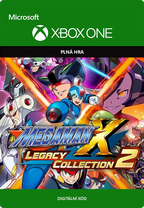 Mega Man X Legacy Collection 2 (Xbox ONE) - elektronicky