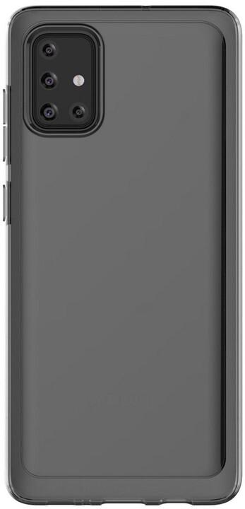 Samsung ochranný kryt A Cover pro Samsung Galaxy A71, černá