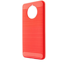EPICO pouzdro CARBON Nokia 9 PureView, červená - 40210101400001