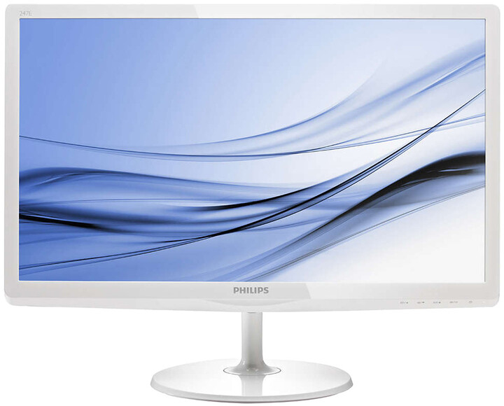 Philips 247E6EDAW FHD - LED monitor 24""