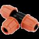 Aquanax AQS009, Spojovací díl T 9/12 mm, 5 ks v balení