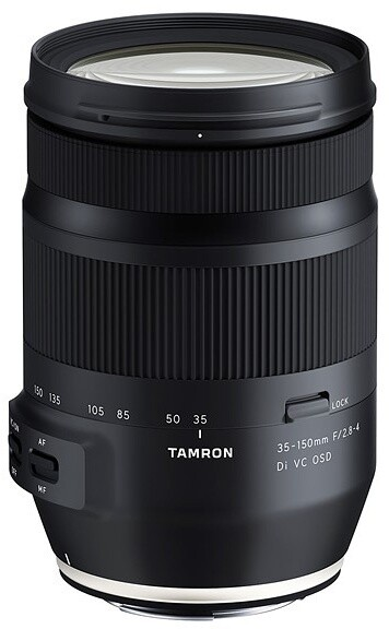 Tamron 35-150mm F/2.8 Di VC OSD pro Canon