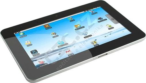 Point of View Mobii TEGRA Tablet, 3G + GPS