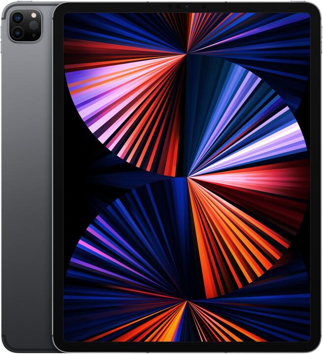 "Apple iPad Pro Wi-Fi + Cellular, 12.9"" 2021, 2TB, Space Gray"