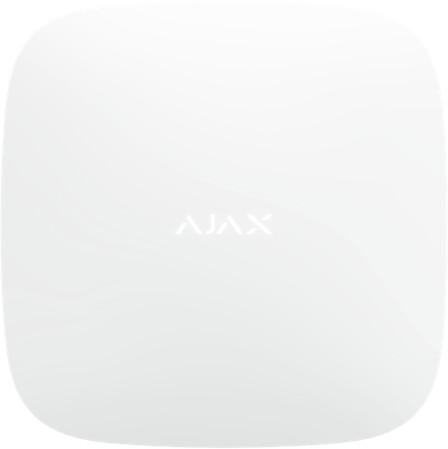 BEDO AJAX Hub Plus - Centrální ovládací panel (ústředna) s Wi-F, bílá