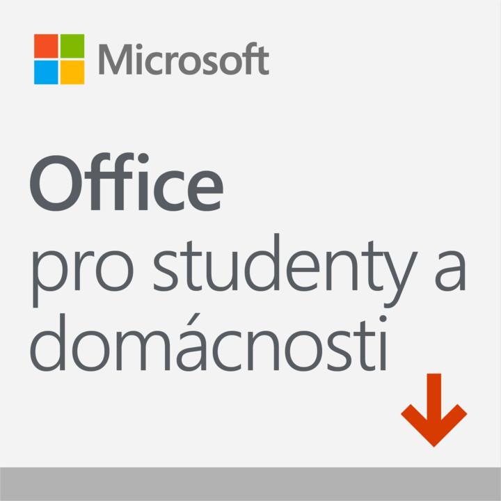 Microsoft Office 2019 pro studenty a domácnosti - elektronicky