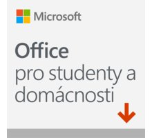 Microsoft Office 2019 pro studenty a domácnosti - elektronicky - 79G-05018