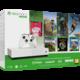 XBOX ONE S All-Digital, 1TB, bílá + FIFA 20, Minecraft, Fortnite, Sea of Thieves  + GEEK box s překvapením uvnitř v hodnotě od 499 do 50 000 Kč
