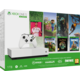 XBOX ONE S All-Digital, 1TB, bílá + FIFA 20, Minecraft, Fortnite, Sea of Thieves