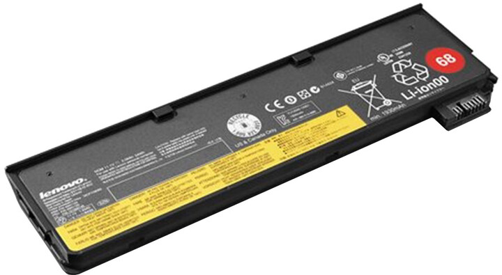 Lenovo ThinkPad baterie 68 T440s 3čl. Li-Ion