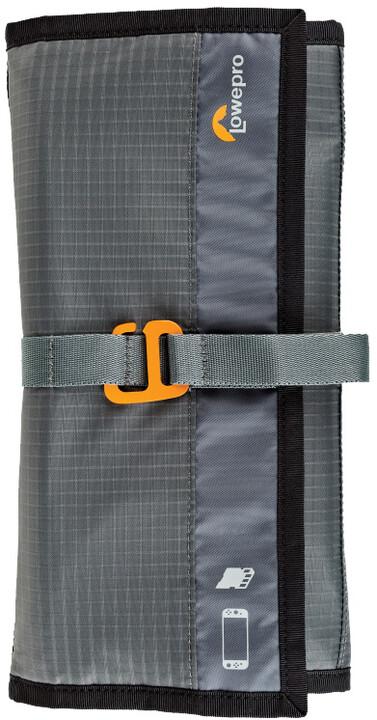 Lowepro pouzdro GearUp Switch Wrap DLX, šedá