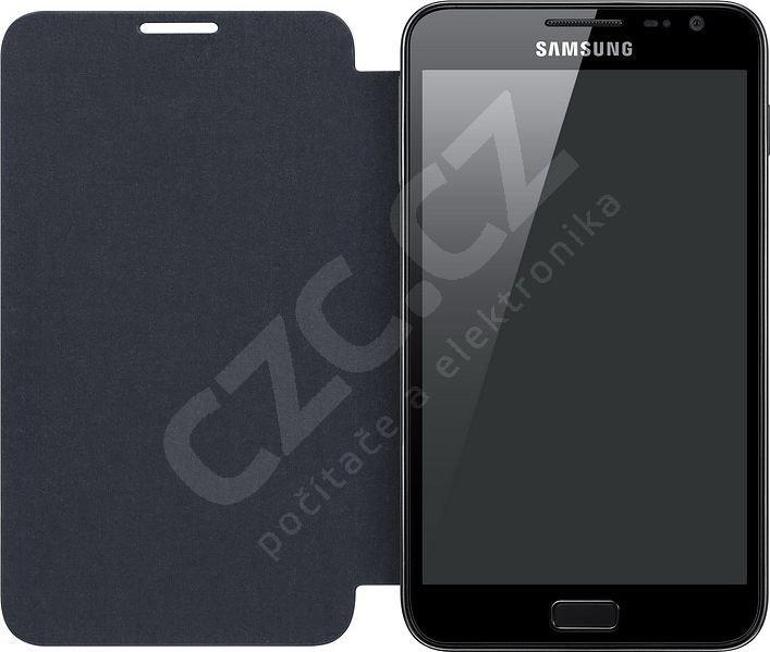 Samsung pouzdro polohovací se zadním krytem EFC-1E1F pro Note N7000 (i9220), černá