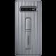 Samsung zadní kryt se stojánkem pro Samsung G975 Galaxy S10+, stříbrná