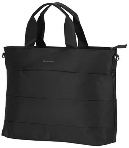 PORTCASE taška na notebook KCB-70 - dámská, černá