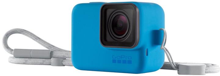 GoPro sleeve Lanyard, modrá