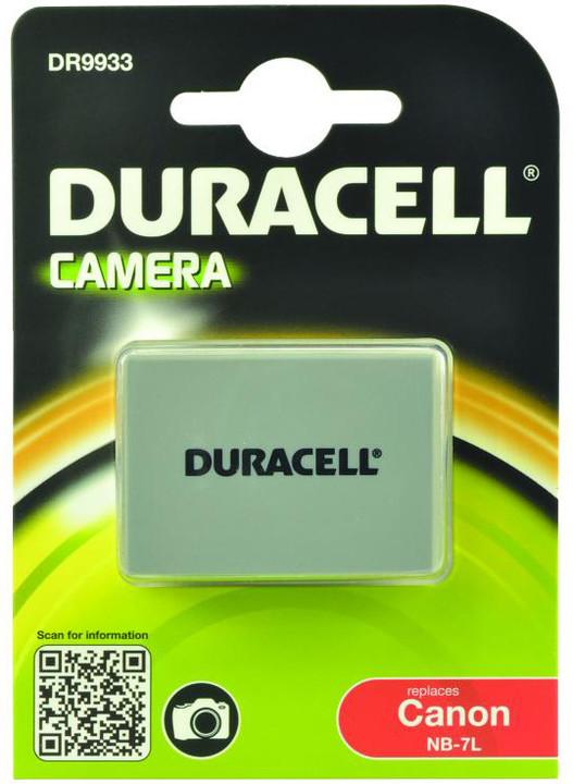 Duracell baterie alternativní pro Canon NB-7L