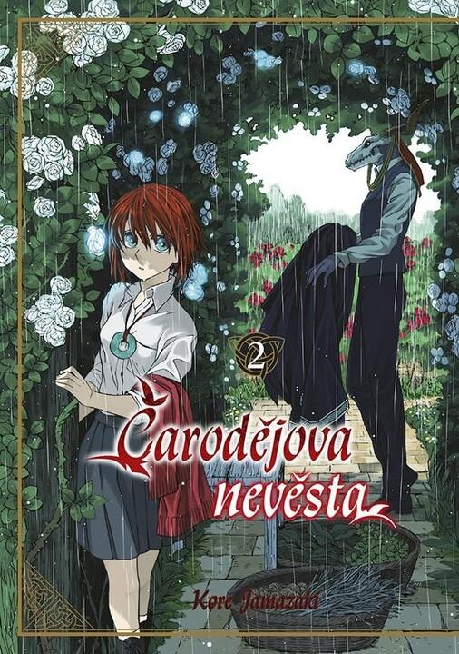 Komiks Čarodějova nevěsta, 2.díl, manga
