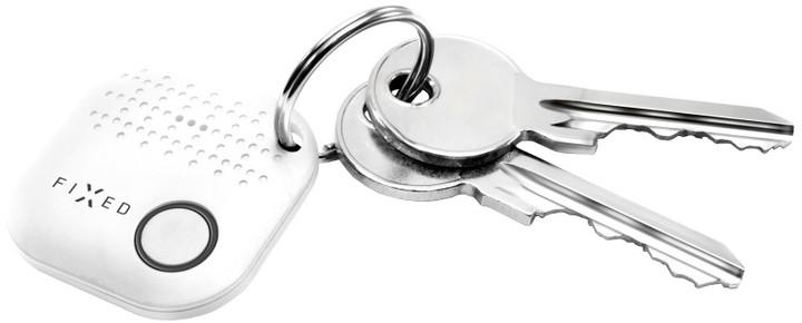 FIXED Smile Key finder, bílý