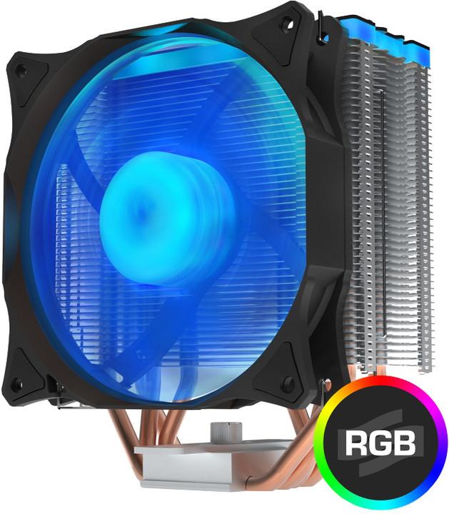 SilentiumPC Fera 3 RGB HE1224, chladič CPU